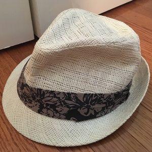 Panama jack fedora hat